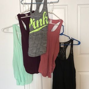 PINK by Victoria's Secret Tanks
